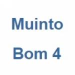 Logo da emissora Rádio Muinto Bom 4