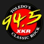 Logo da emissora WXKR 94.5 FM