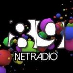 Logo da emissora 89 NetRadio