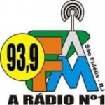 Logo da emissora Rádio 93.9  FM