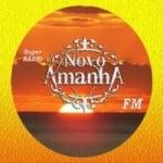 Logo da emissora Super Rádio Novo Amanhã FM