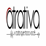 Logo da emissora Rádio Atrativa