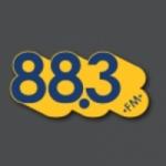 Logo da emissora WXUT 88.3 FM
