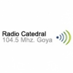 Logo da emissora Radio Catedral 104.5 FM