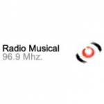Logo da emissora Radio Musical 96.9 FM