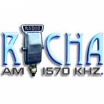 Logo da emissora Radio Rocha 1570 AM