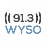 Logo da emissora WYSO 91.3 FM