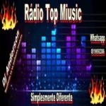 Logo da emissora Rádio Top Miusic