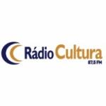 Logo da emissora Rádio Cultura 87.5 FM