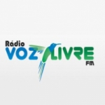 Logo da emissora Rádio Voz Livre 98.3 FM