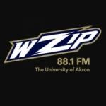 Logo da emissora WZIP 88.1 FM