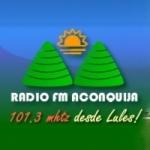 Logo da emissora Radio Aconquija 101.3 FM