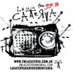 Logo da emissora Radio La Caterva 97.3 FM