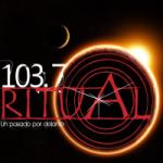 Logo da emissora Radio Ritual 103.7 FM