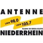 Logo da emissora Antenne Niederrhein 98 FM
