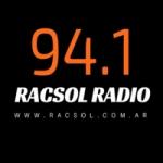 Logo da emissora Radio Racsol 94.1 FM