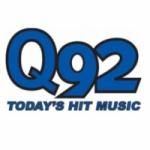 Logo da emissora WZKL Q92 92.0 FM