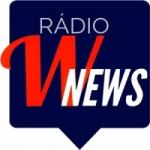 Logo da emissora Rádio W News