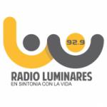 Logo da emissora Radio Luminares 92.9 FM