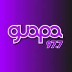 Logo da emissora Radio Guapa 97.7 FM