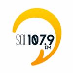 Logo da emissora Radio Sol 107.9 FM