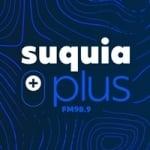 Logo da emissora Radio Suquia Plus 98.9 FM