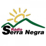 Logo da emissora Rádio Serra Negra
