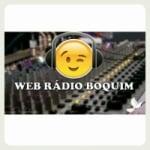 Logo da emissora Rádio Boquim