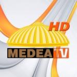Logo da emissora MEDEA Tv