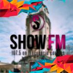Logo da emissora Radio Show 107.5 FM
