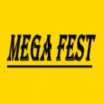 Logo da emissora Mega Fest