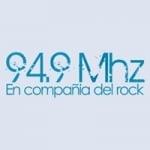 Logo da emissora Radio 949Mhz 94.9 FM