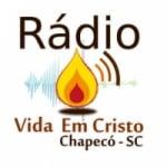 Logo da emissora Rádio Vida Em Cristo FM