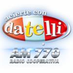 Logo da emissora Radio Datelli 770 AM