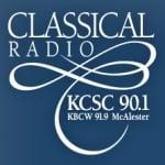 Logo da emissora Radio KBCW 91.9 FM