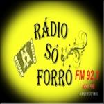 Logo da emissora Rádio Só Forró Pentecoste