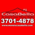 Logo da emissora Web Rádio Casa Bella