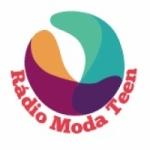 Logo da emissora Rádio Moda Teen