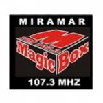 Logo da emissora Radio Magic Box 107.3 FM