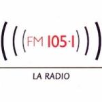 Logo da emissora La Radio 105.1 FM