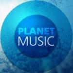 Logo da emissora Radio Planet Music 107.9 FM