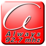 Logo da emissora Radio Always 92.7 FM