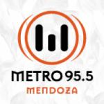 Logo da emissora Radio Metro 95.5 FM