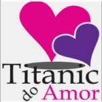 Logo da emissora Rádio Titanic do Amor
