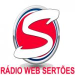 Logo da emissora Rádio Web Sertões