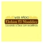 Logo da emissora Web Rádio Elohim El Shadday