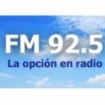 Logo da emissora Radio FM 92.5