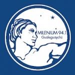 Logo da emissora Radio Milenium 94.1 FM