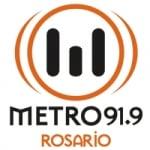 Logo da emissora Radio Metro 91.9 FM