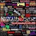 Logo da emissora Musicall Rock